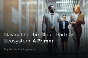 Navigating the Cloud Partner Ecosystem: A Primer