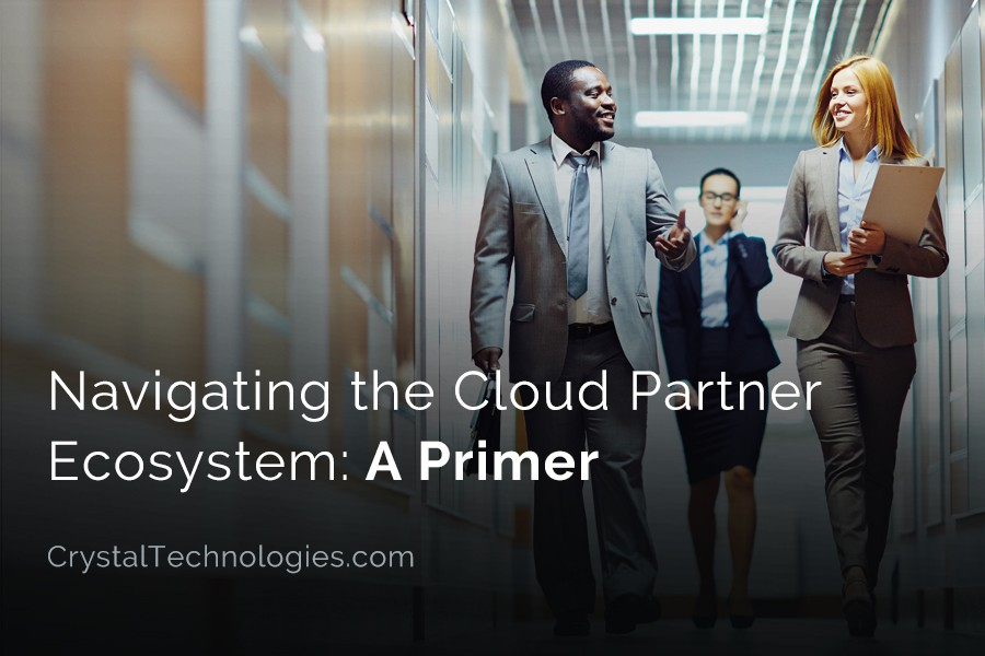 Navigating the Cloud Partner Ecosystem: A Primer