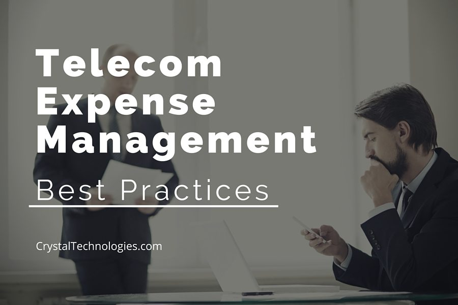 Telecom Expense Management Best Practices