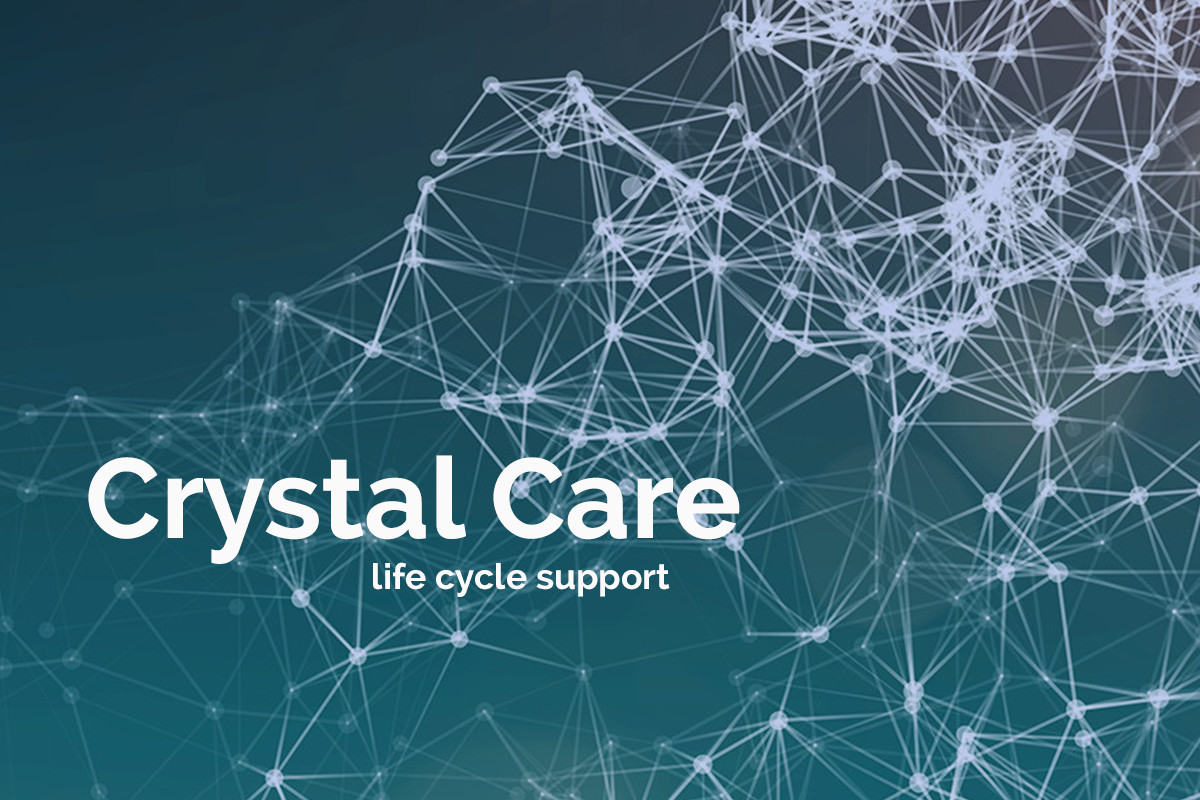 "Crystal Technologies unveils ""Crystal Care"" life cycle support with the addition of Debbie Fiorentino, Director of Crystal Care"