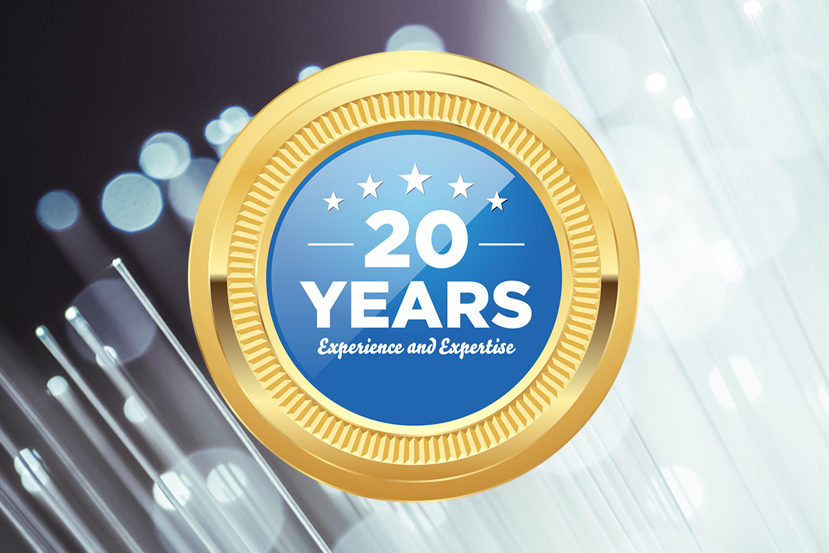 Happy 20th Anniversary Crystal Technologies